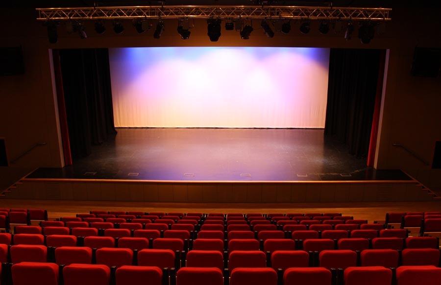International School Aberdeen Theatre